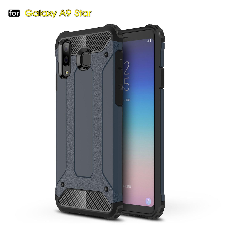 half off 39018 8ea91 US $4.99 |For Fundas SM G8850 Galaxy A9Star Mobile Case Galaxy A8Star Cover  Samsung A9 Star Armor Cases Samsung SM G885F/DS G885Y/DS G885S-in Fitted ...