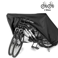Водонипроницаемый клад для хранения водонепроницаемый открытый Электрический дождевик для велосипеда брезент пылезащитный, УФ защитный д...