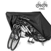 Чехол для велосипеда, водонепроницаемый, для хранения на открытом воздухе, для электрического велосипеда, дождевик, брезент, пылезащитный, ...