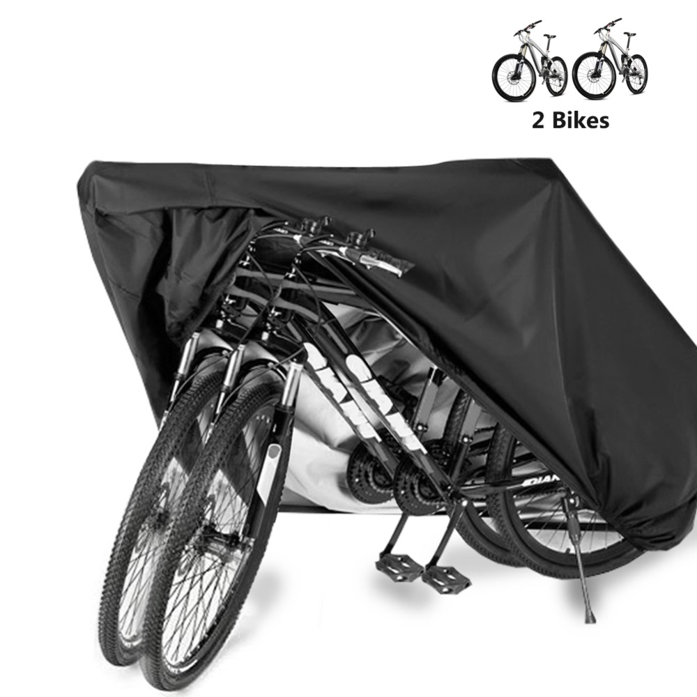 Mountain Bike Bicycle Rain Cover Waterproof Heavy Duty Cycle Cover Storage Bag