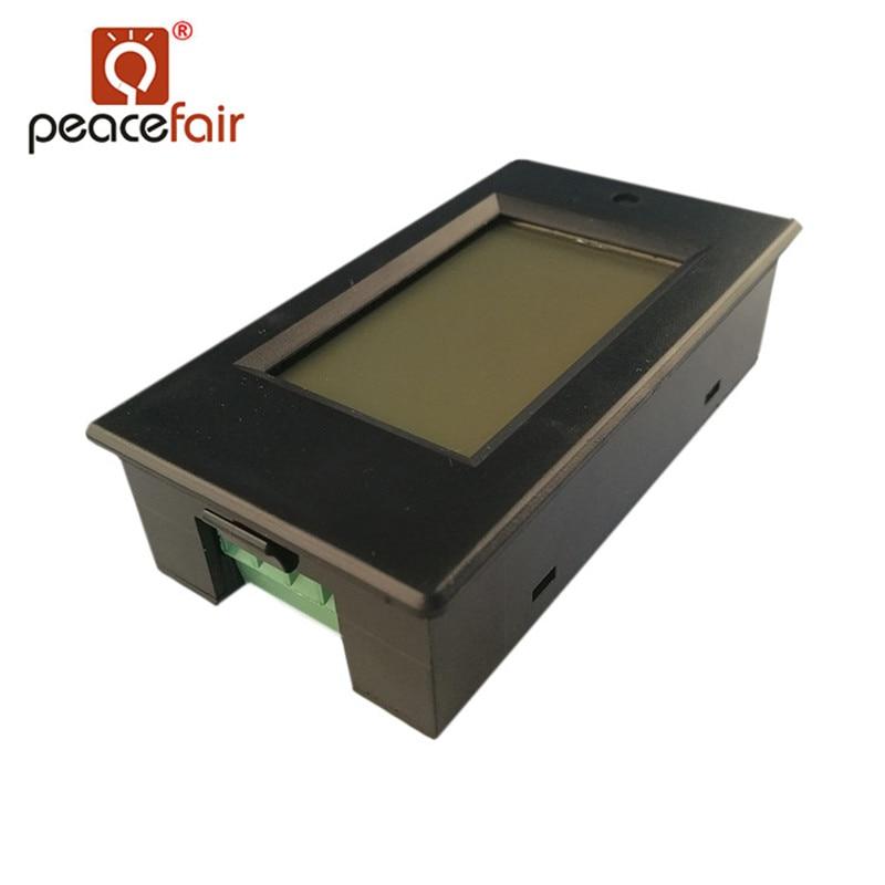 """""""Peacefair"""" skaitmeninis daugiafunkcinis voltmetras ampermetras - Matavimo prietaisai - Nuotrauka 5"""