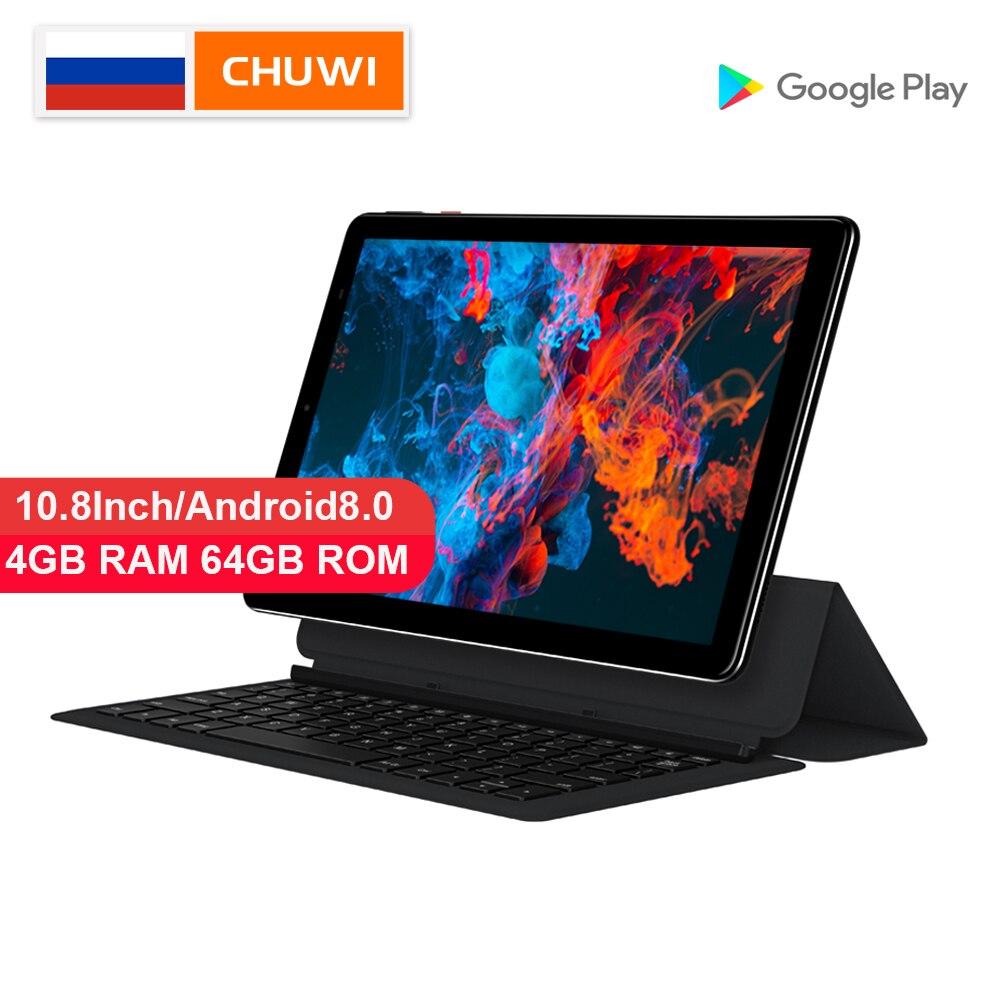 CHUWI Original Hi9 Plus tablette PC MediaTek Helio X27 Deca Core 2 K écran double 4G 10.8 pouces 4 GB RAM 64 GB ROM Android 8.0 tablette