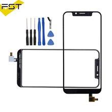 Для Oukitel U18 Сенсорный экран 5,85 «touch Панель Сенсор Аксессуары для мобильных телефонов с инструментами и клей для Oukitel U18