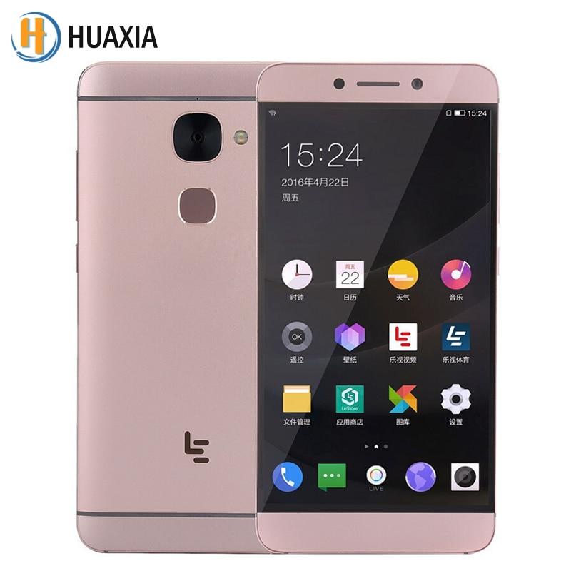 LeEco Le 2 X620 Deca Core 5.5'' 3G/4G RAM 16G/32G/64G ROM Helio X20 Android 6.0 Smartphone 3000mAh 16MP Mobile CellPhone