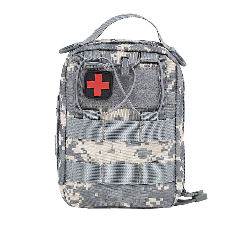 5 Colors Outdoor First Aid Bag Molle Medical EMT Cover Emergency Military Program IFAK Package Travel Hunting Utility Pouch Bags