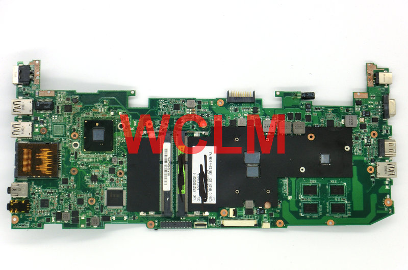 ФОТО free shipping NEW brand original laptop motherboard for U36JC MAIN BOARD N11M-GE2-S-B1 I5-460M CPU 100% Tested Working Well