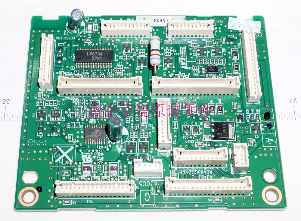 New Original Kyocera 302LH94260 PWB FRONT MONO ASSY for:TA3500i 4500i 5500i 3501i 4501i 5501i new original kyocera 302lf22060 belt transfer for ta3500i 4500i 5500i 6500i 8000i 3501i 4501i 5501i 6501i 8001i