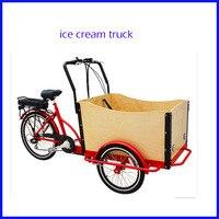 Chariots de nourriture mobiles/remorque/camion de crème glacée/chariots de casse-croûte adaptés aux besoins du client à vendre avec la livraison gratuite