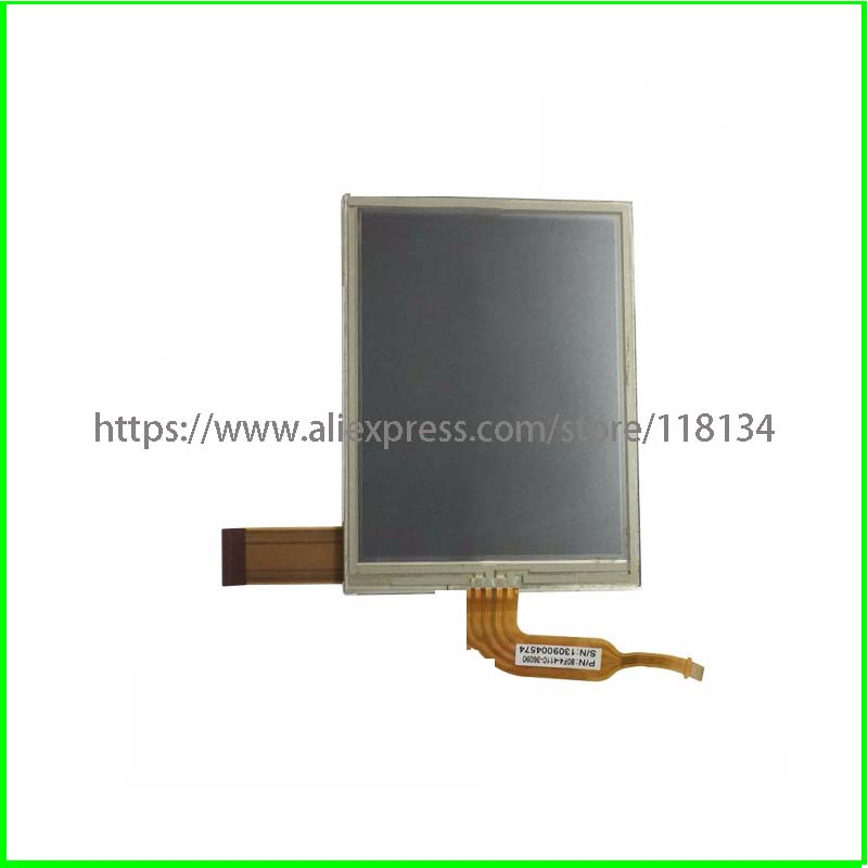 New origianl for 3.5inch Getac PS336 PS336C lcd screen display with touch panel digitizer glass flat panel display
