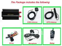 car GPS tracker global positioning and monitoring