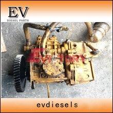 EV подходит для двигателя экскаватора Komatsu 3D95 3D95S топливный насос