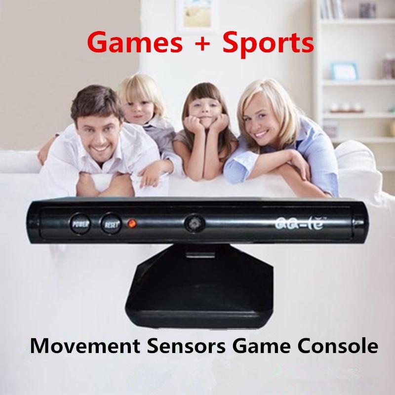 Capteurs de mouvement TV pour enfants capteur sensible Somatosensory Machine de jeu console de jeu console de jeu de réalité virtuelle