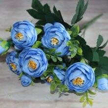 Sztuczny kwiat wysokiej jakości ROSE