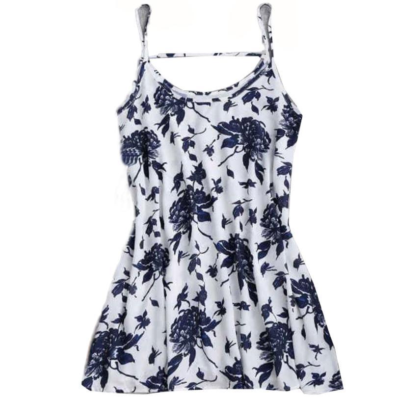 snowshine YLI Women Sexy Dress Camisole Dress Sleeveless Dress free shipping