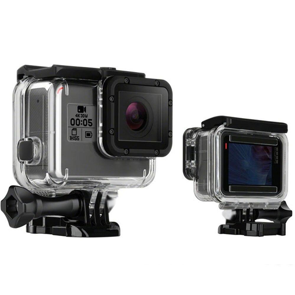Para GoPro Hero5 Hero6 45M Funda impermeable Carcasa protectora Gopro - Cámara y foto