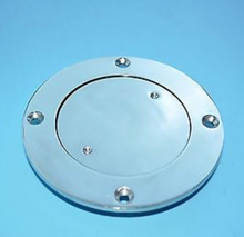 Boat / Marine 4 316 Stainless Steel Deck Plate