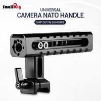 SmallRig Kamera Griff Video Camcorder Aktion Stabilisierung NATO Griff Einstellbare Top Grip Für SmallRig BMPCC 4K Käfig 1955