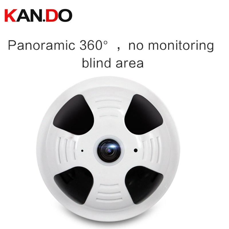 2.0MP Wifi IP camera 360degree dome Camera P2P wifi CAM monitor home Surveillance Micro Camera 1080P VR camera baby monitor CAM