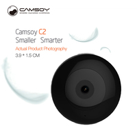 Camsoy C2 Mini Camcorder WIFI camera 720P HD Strong Magnetic hidden Night Vision Wearable Multipurpose Smartphone Control