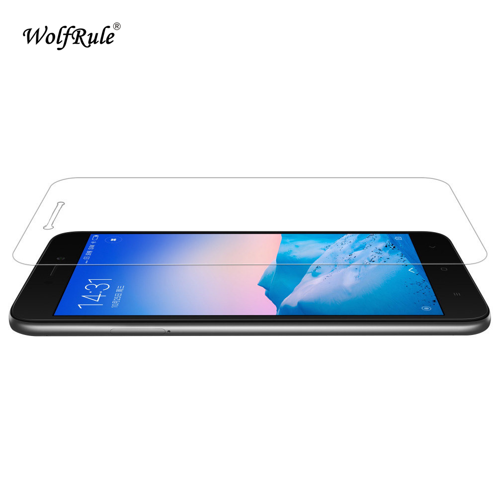 Image 2 - 2PCS Glass For Xiaomi Redmi 5A Screen Protector Xiomi Redmi 5A Tempered Glass For Xiaomi Redmi 5A Glass 2.5D Anti scratch Film-in Phone Screen Protectors from Cellphones & Telecommunications