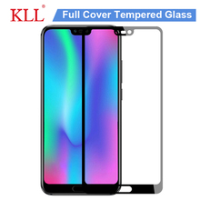купить Full Cover Tempered Glass for Huawei Honor 10 Youth 9 Lite 9i V10 Screen Protector for Huawei Mate 20 Lite Enjoy 8 Magic 2 Glass дешево