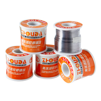 400g Solder Wire 0.8/1.0/1.2/1.5/2.0mm No Clean Soldering Tin Lead Rosin Core Solder For Electronic Circuit Board 1pc