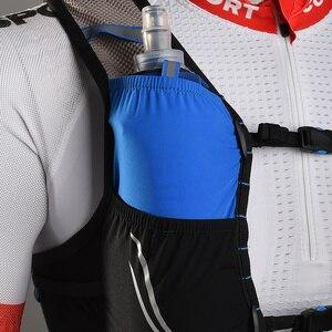 Image 5 - Рюкзак AONIJIE на 2,5 л с гидратацией, жилет с жгутом, походный ранец для бега, марафона, скалолазания