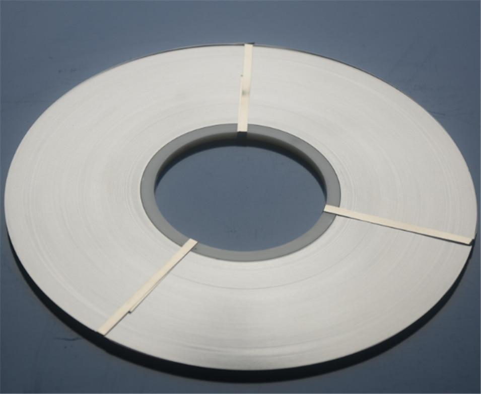 1kg 0.1mm*8mm Nickel plated steel belt 18650 battery nickel Lithium battery nickel plate Nickel tape for spot welding