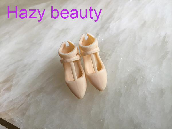 Hazy beauty fashion doll shoes for fat barbie dolls and for licca dolls BBI968 цены онлайн