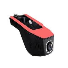 Buy New 1080P Car DVR USB Concealed Vehicle Recorder Mini Tachograph Digital Camcorder Dash Camera ADAS Function Night Version Hot