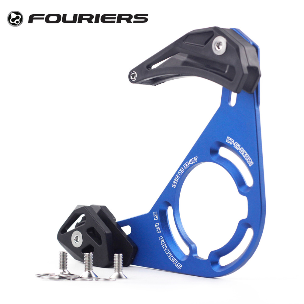 Fouriers DH AM Enduro Chain Guide Bicycle Downhill Device Catcher 32-40T Perfect For 1*System ISCG ISCG05 Bash Guards