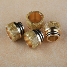 Vape Atomizer 528 810 Drip Tip Compatible with Goon RDA 528 810 thread tanks Resin Mouthpiece e cigarette accessory