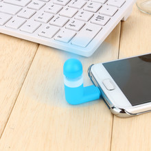 Portable Travel Mini USB Fan Mini Fan Use for Samsung Xiaomi Huawei Android phone Power Bank Usb Fan Cooler