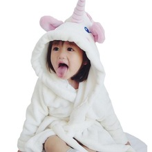 Buy White Kids Bathrobes And Get Free Shipping On Aliexpresscom