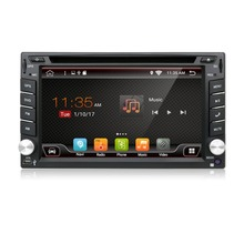 Universal 2 din Android 6 0 Quad 4 Core font b Car b font DVD player