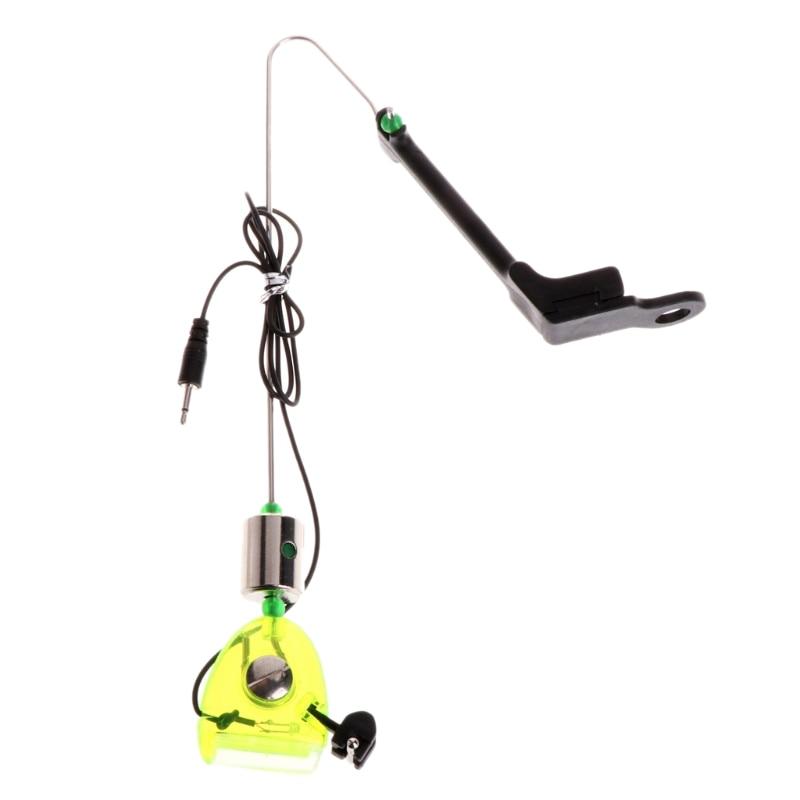 1Pcs Fishing Swinger Fishing Alarm Bite Sounder Fish Bite Strike Sensor Indicator Illuminated Swinger Carp Fishing Tackle Pesc