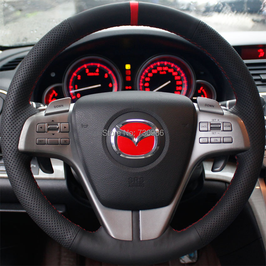 Чехол для руля Mazda 6 2009