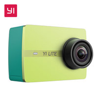 YI Lite Action Camera 16MP Real 4K Mini Sports Camera With Built In WIFI 2 Inch