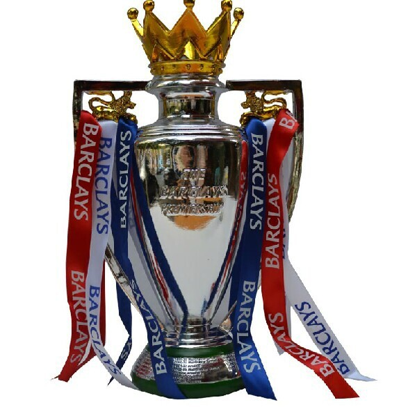 British cup 44cm english premiership champions the f a for Replica mobel england