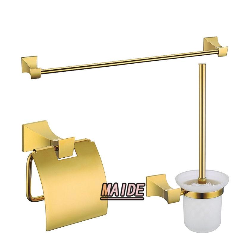 gold bathroom accessories. trendy gold bathroom accessories sets