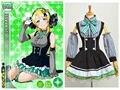 Ropa de halloween Maki Nishikino Cosplay Maid Dress Girls Love Live Sonoda Umi Lolita Kawaii Traje