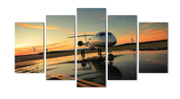 2016 Sale No Wall Art Painting By Numbers Top Fashion Wall Decoration On Canvas Plane Painting