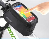 4 Colors Roswheel Cycling Mountain Road MTB Bike Bicycle Bag Waterproof Outdoor Frame Front Top Tube