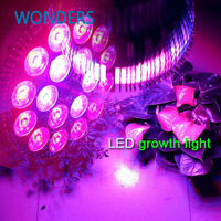 Retaisl và Bán Buôn 18 Wát E27 plant LED Grow par Ánh Sáng cho Hoa Plant và Hệ Thống Thủy Canh Độ Sáng Cao