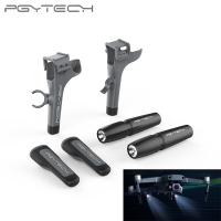 PGYTECH Landing Gear Extensions LED Headlamp Set for for DJI MAVIC 2 Drone Upgrade Parts