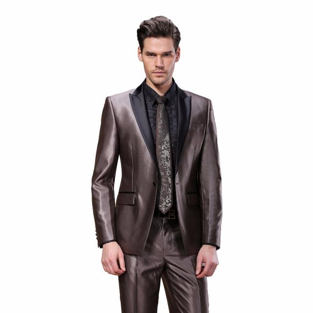 Homens Ternos DR8806-15 DAROuomo # (Só Aceitamos Tailor Pessoal)