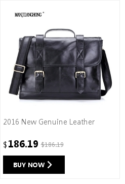 Fashion Multifunction real Genuine leather men messenger bags business men bags men's briefcase shoulder laptop men's travel bag