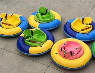 newest low price inflatable ice bumper cars for kids and adult