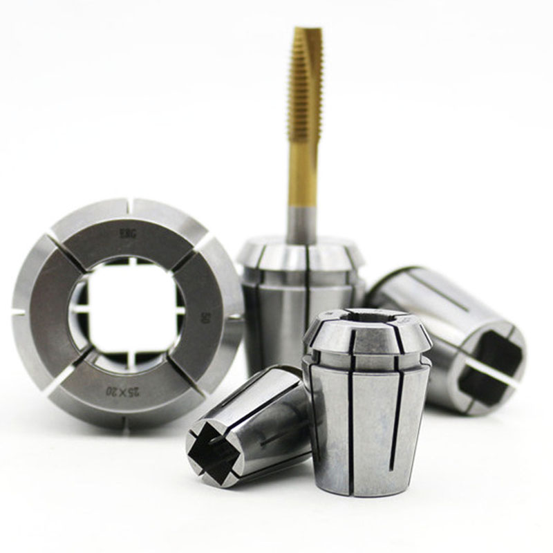 Tap Collets Tapping Collet Taps ERG 25 ERG32 Square Tapping ER Collet DIN 6499 Machine Taps Collets Milling Tools
