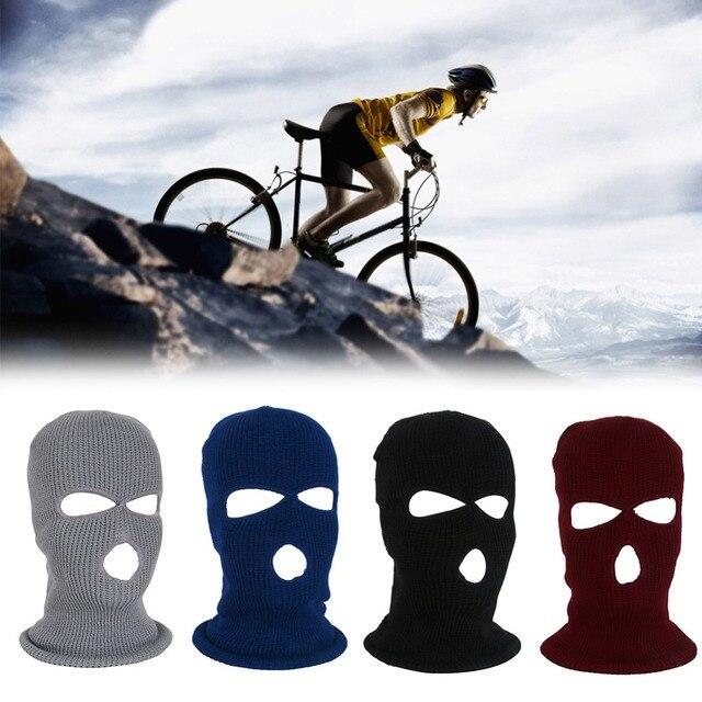 Ski Bike For Sale >> Hot Sale Winter Outdoor Fleece Cycling Full Face Mask Warmer Sports